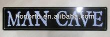 custom metal tin plate sign