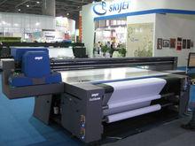 Skyjet UV Flatbed Digital Roll Meter Printer FT2512R/roll digital printing machines
