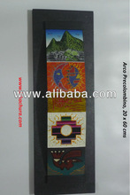 Peruvian Handicrafts, Painting