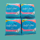 Lady's free sport sanitary pads in usa