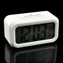Snooze/Light Large LCD Desk & Table Clocks