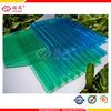 Ten-year warranty UV coated polycarbonate sheet /polycarbonate / solar panel