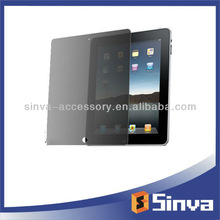 screen protector anti spy! High quality privacy screen protector for Ipad