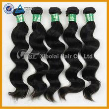 guarantee quality loose 100 virgin malaysian human hair