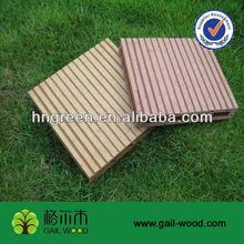 anti termite wood plastic composite WPC deck flooring