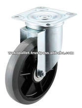 Japan high quality caster wheels for super heavy load luggage