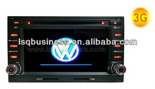 LSQ Star Vw Golf4 Peugeot 307 Accessories With Bluetooth Driver/iphone/car Gps/car Media Player for St-7606