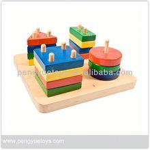 Wooden Shape Sorter Box For Kids, OEM & ODM Welcomed