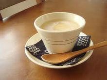 Instant sweet ginger healthy tea