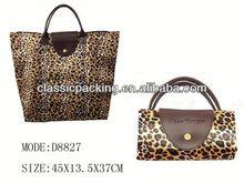 2013 new style eco fiber shopping bags, cotton gauze shopping bags,tote bag non woven shopping bag