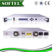 1550nm ortel émetteur laser à fibre optique avec agc top design