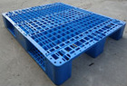 Heavy-Duty Plastic Pallet 1200x1000x160 mm