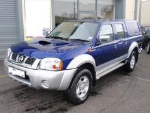 2002 Nissan Navara D22 2.5 4dr 4 WHEEL DRIVE