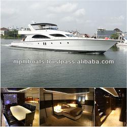 Marathon 100 Luxury Yacht Motor Cruiser