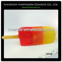 water-resistant pleat wrapped charming fragrance guava soap