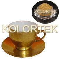Ceramic Gold Pigment Color