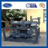 Industrial refrigeration condenser unit