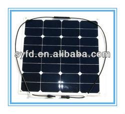 Flexible Solar PV Panel 130W for Sale