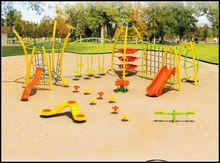 (HA-11301)Happy Island!!CE, GS Certificate Popular Outdoor Playground / Used Children Outdoor Playground Equipment