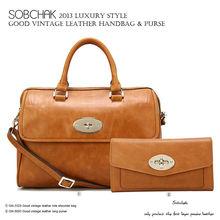 GN-3329-3 3p wholesale handbags women, guangzhou name brand custom logo handbag