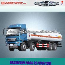 XCMG 8x4 25CBM Chemical Liquid Transport Truck