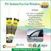 Manufacture Car windows polyurethane sealant 310ml