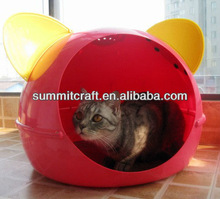Cute cat ears ABS house cats for sale