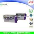 mah 1200 6f22 tamaño de litio primaria 9 voltios de la batería