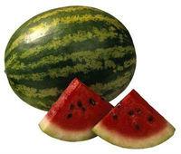 Fresh watermelon for summer