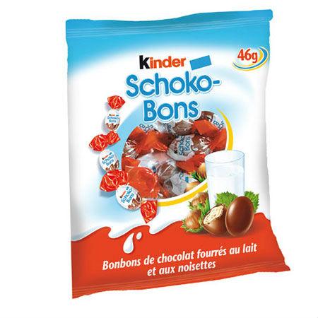 Ferrero Kinder Schoko Bons 46g Buy Ferrero Product On