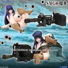 animal women sex of 1/12 Scale with M-134 gatling gun