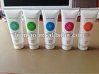 100ml cosmetic plastic container for facial cream