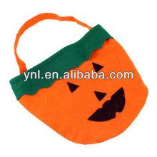 Halloween Candy Bags Trick Or Treat Bag Pumpkin