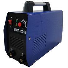 High Quality IGBT Inverter dark blue steel housing MMA-200I CE