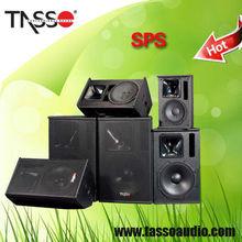 TASSO subwoofer speaker box sony speaker with subwoofer