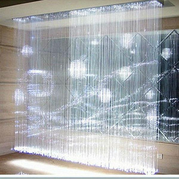 Dusche Leuchte Led : wasserfall dusche leuchten led leuchte-Faser-Optiklichter-Produkt ID