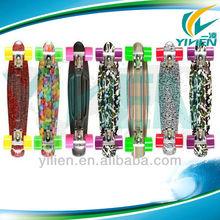 Penny Complete Skateboard 22 inch water tranfer printing Camo Skateboard