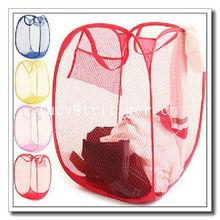 wire mesh laundry hamper
