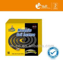 2013 Mosquito Repeller ,Common Mosquito Coil Incense No-Smoke 10pcs