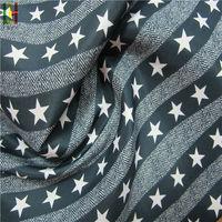 Star printing microfiber most comfortable boardshorts fabric
