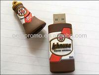 3D USB Flash Drive PVC USB OEM