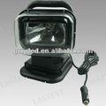 35w 55w hid reflector de luz de trabajo/controlado remoto hid luz de trabajo/barco coche hid reflectores de luz para la venta