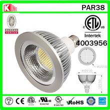 Low power consumption, 18W E27 LED Par38, High luminous