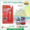 Red gasket maker,rtv silicone,SGS,TUV,ROHS