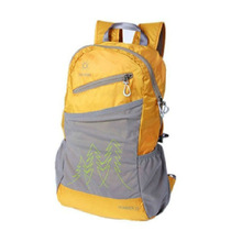 2013 waterproof nylon fold up backpack