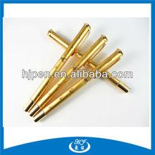 Gift Metal Roller Pen Luxury Gold Pen for Ads