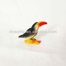 caliente venta oem de alta calidad de pvc figura de aves