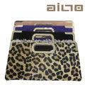 Bolso de mujer en estilo leopardo y 3 colores lisos. Superventas y tendencia en 2014