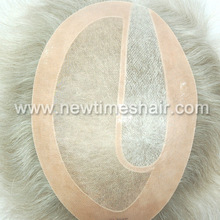 Grey hair wigs synthetic