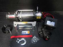 12V 12000lbs 5443kgs DD Wireless Electric Winch 4WD TRUCK CAR 4X4